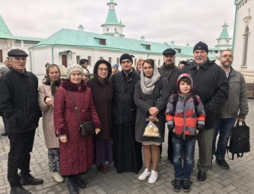 Паломничество в Ново-Иерусалимский и Савво-Сторожевский монастыри