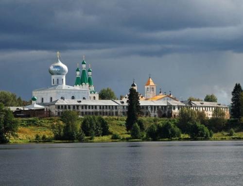 Паломничество к Александру Свирскому