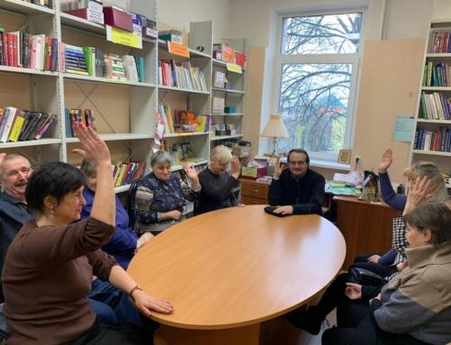 Состоялась встреча с работниками КРИ «Контакт»