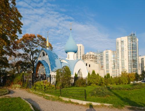 Митрополит Варсонофий совершил Всенощное бдение в храме святого Иоанна Кронштадтского